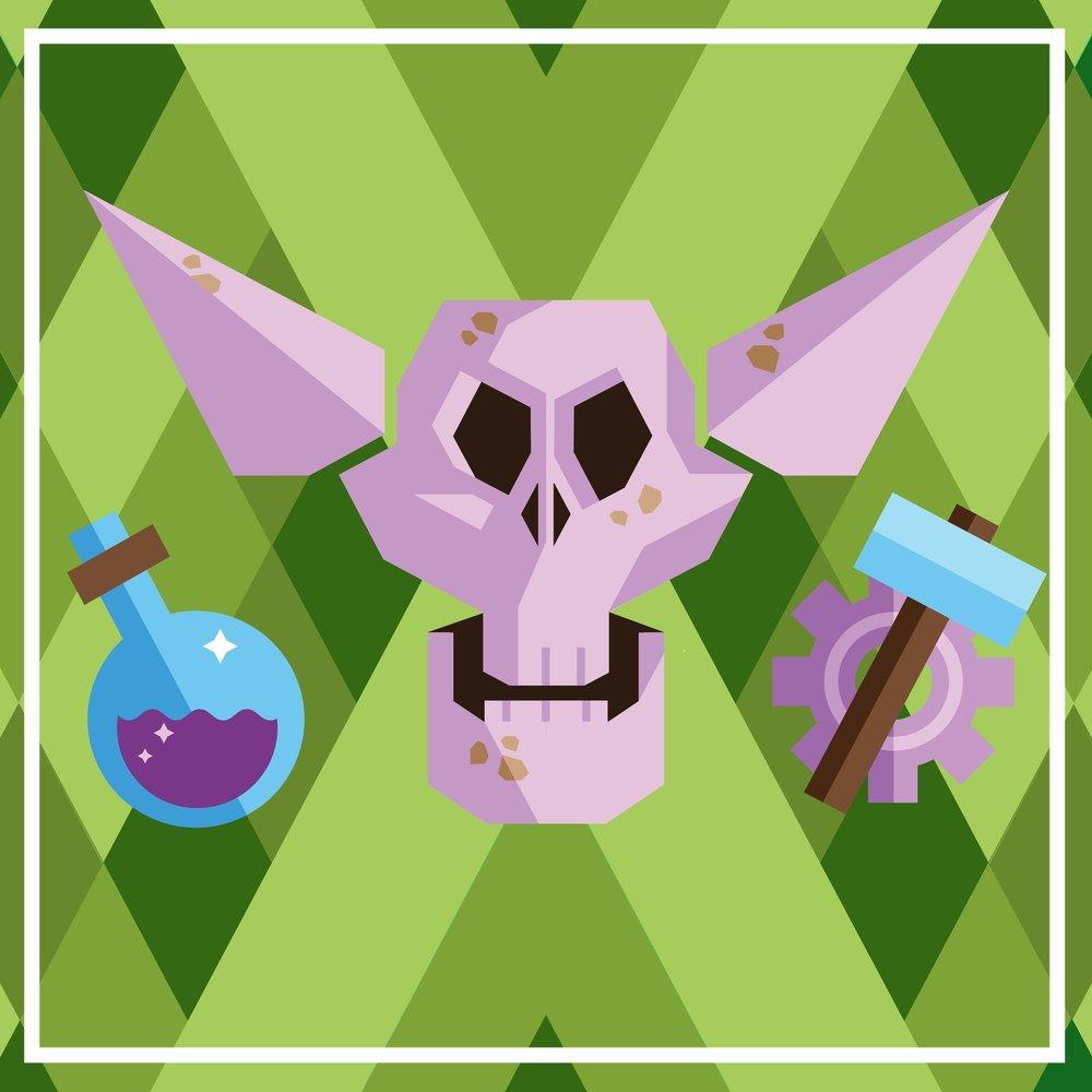 GoblinsR Jerks Playset Art