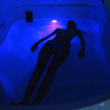 Sensory Deprivation Tank