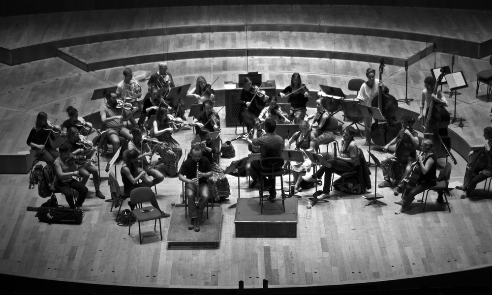 Mozart Clarinet Concerto Lyon Auditorium