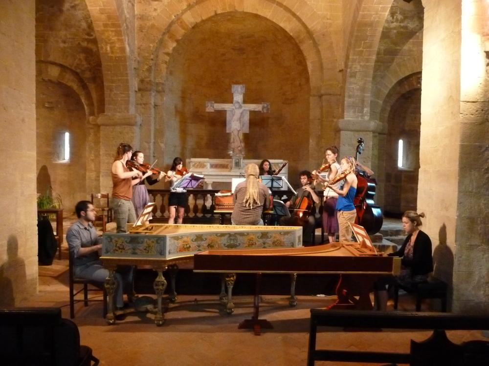 Concerto Facades,Montisi