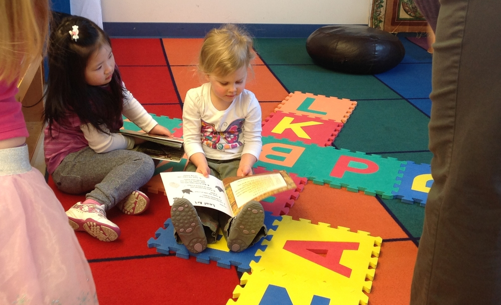 Early Childhood   Setting the Stage for Learning    Learn More