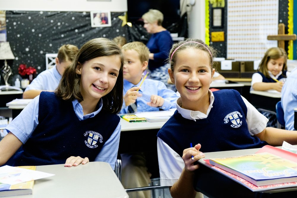 Applications are being accepted for Early Childhood and Kindergarten through 8th Grade Age appropriate by October 15 Call today for your personal tour! 610-395-7221 Families of all faiths are welcome1 St. Joseph the Worker School is a positive and engaging environment in which students can grow in mind, body, and spirit. St. Joseph the Worker School also has a tradition of graduating students that excel in academics and preparing the students for the future. Join us to learn more about our school. Our school community welcomes you and your family!