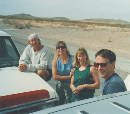 Todd, Amy, Carol, and John. John and Carol Gogas Collection