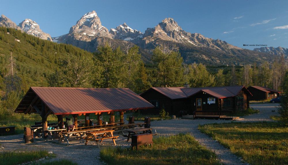 Grand teton climbers 39 ranch the american alpine club for Grand ranch