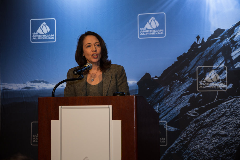 Senator Cantwell. Photo: Tegra Nuess
