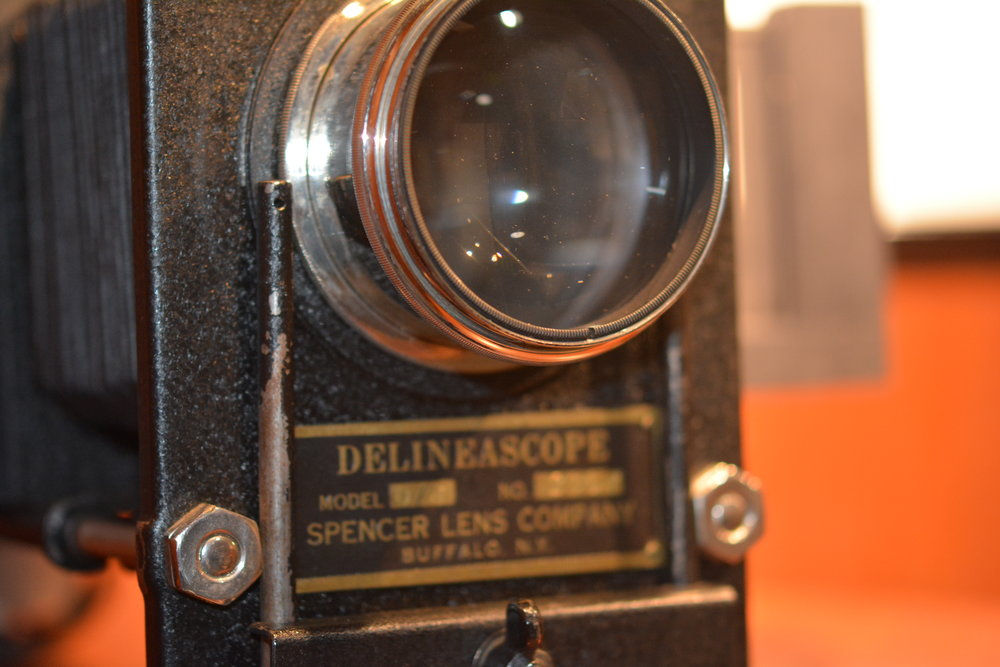 Spencer Delineascope Model 0/J