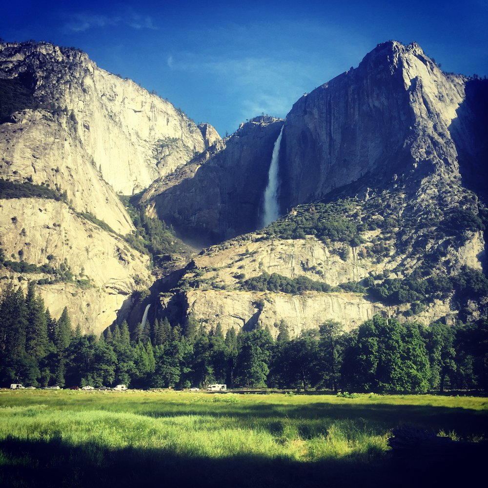 Yosemite Falls, Yosemite National Park, CA. Photo Credit: Taylor Luneau