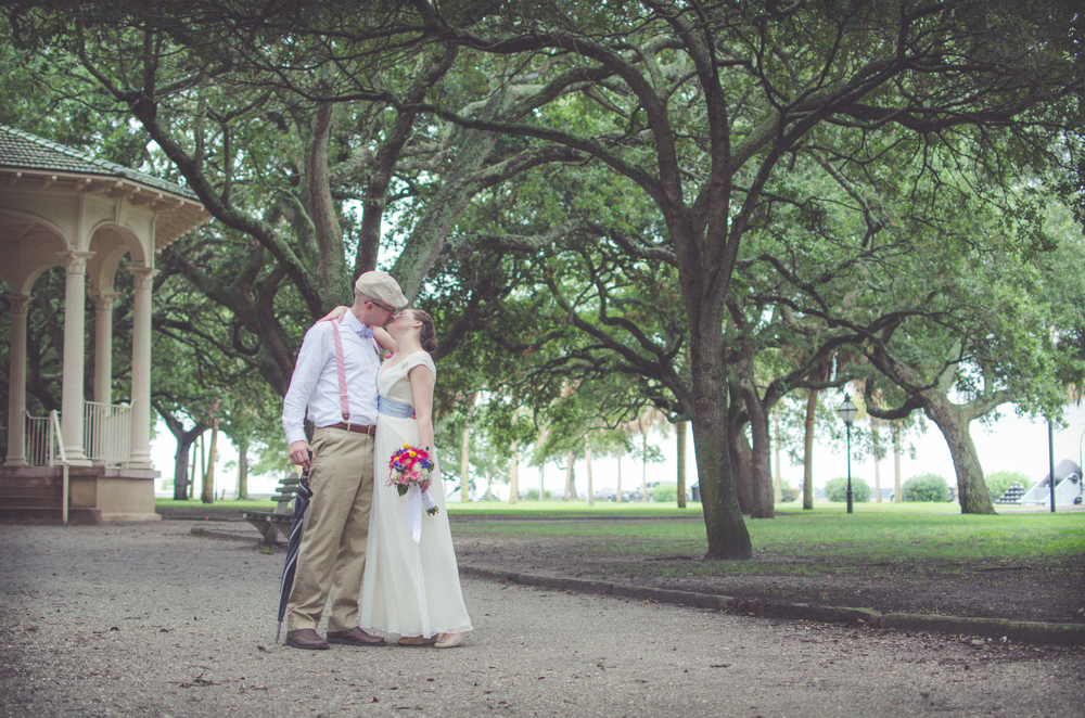 charelston elope elopment photography photo the battery waterfront park.jpg