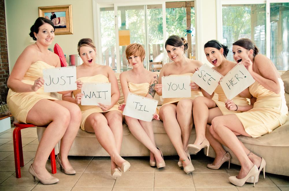 charleston wedding photography photographer bridesmaids wait till you see her .jpg