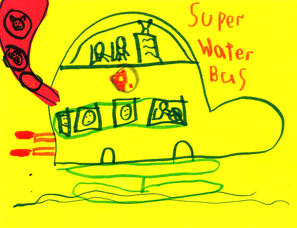 ENTRY #160: Super Water Busby Quinn