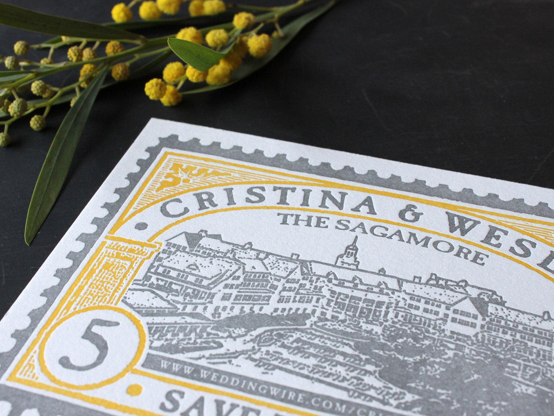 Stamp — Albertine Press