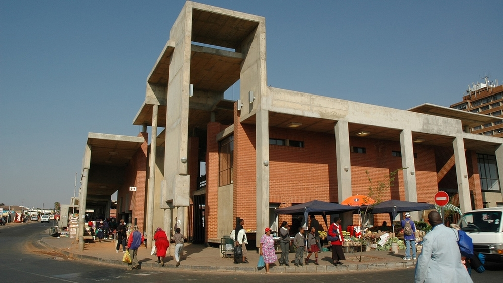 Baragwanath Transport Interchange upgrades were part of the NPDG project (Source: Lugwig66 on Flickr)