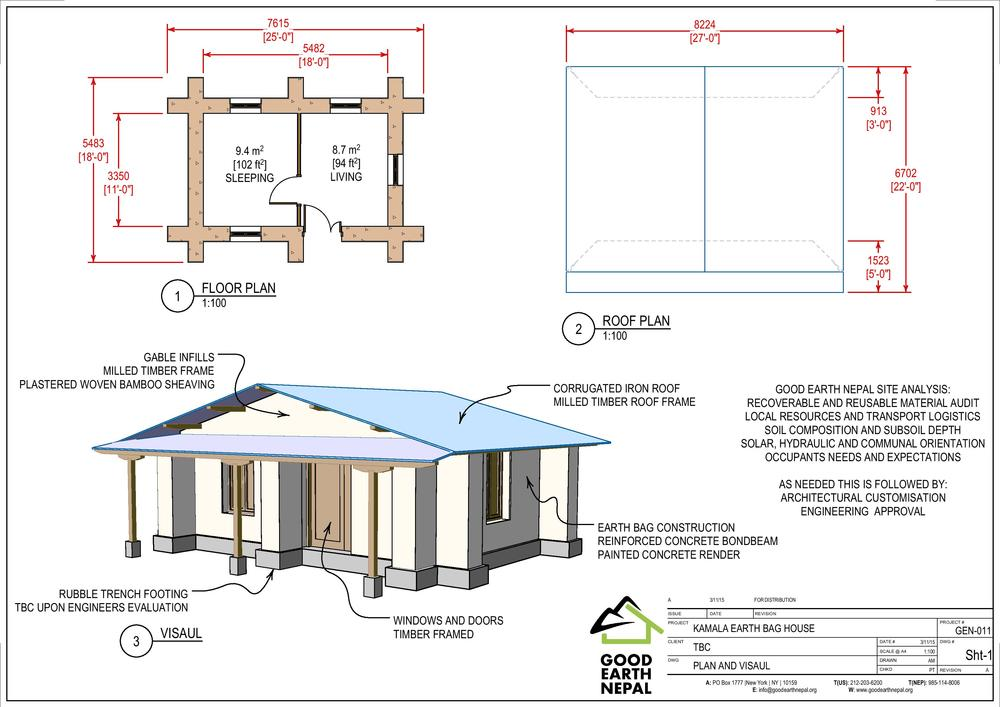 Home design plans in nepal for Small house design in nepal