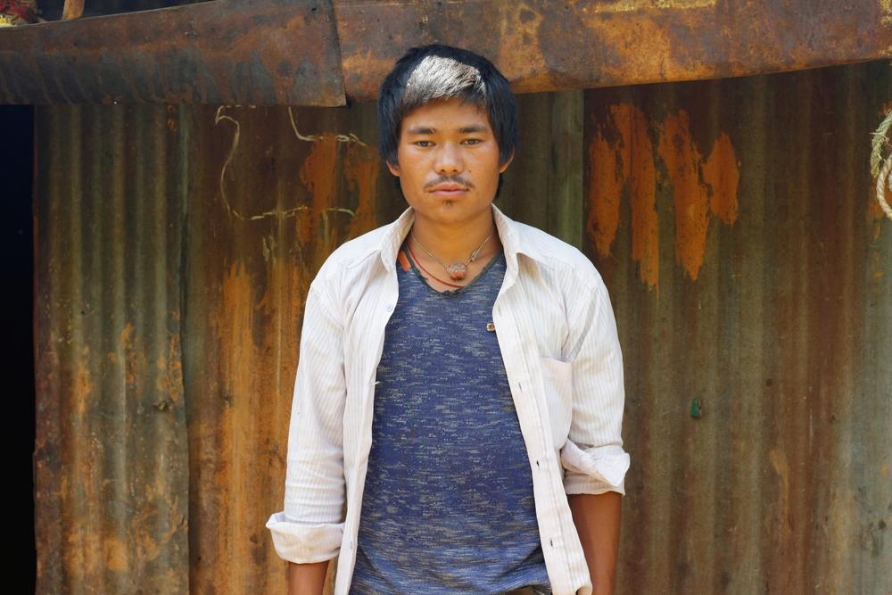 Jhalak Man Tamang