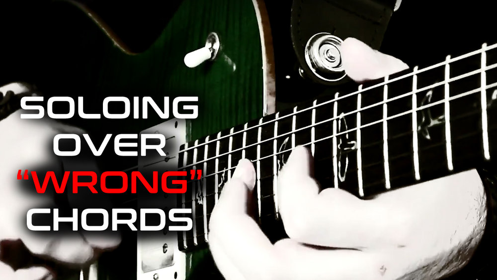 Soloing Over \