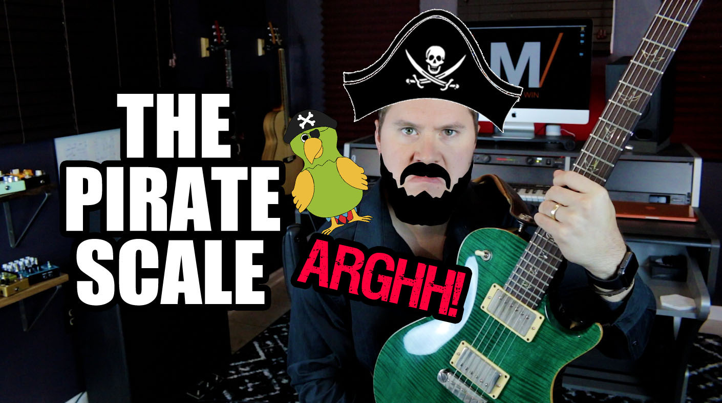 The Pirate Scale – ARGHH! — Music is Win