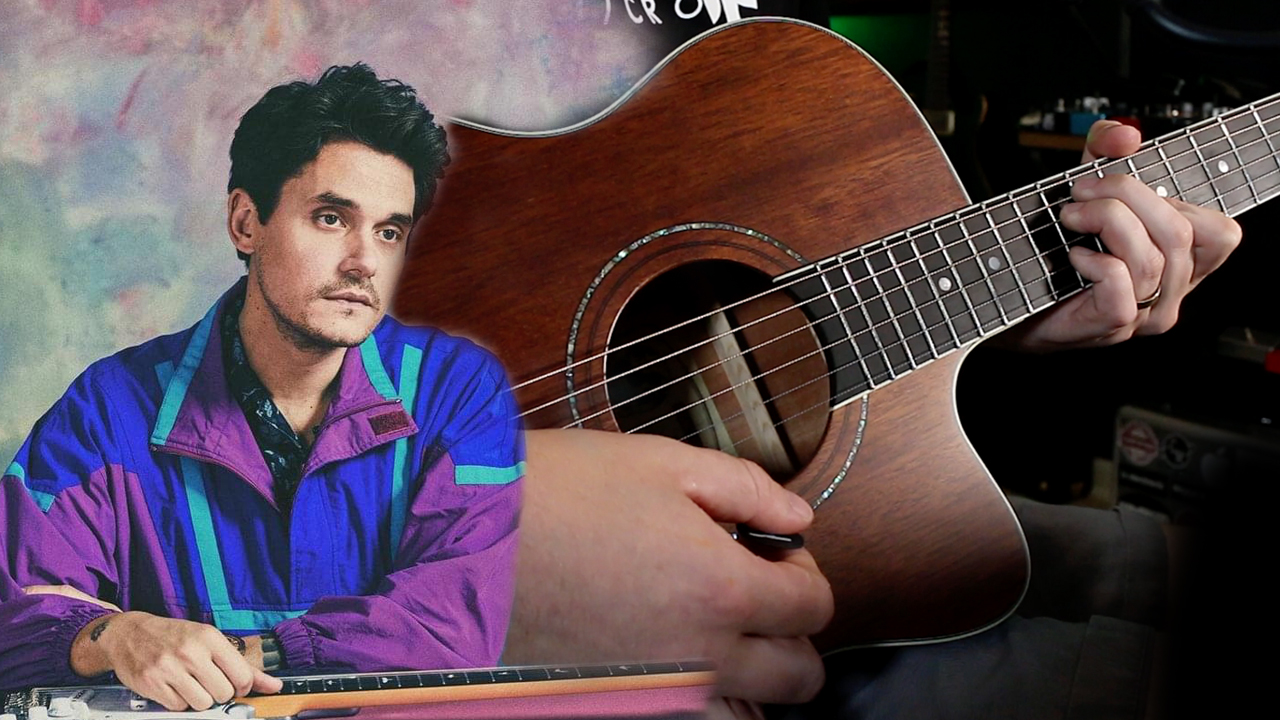 The Chords John Mayer Should Ve Used In New Light Music Is Win