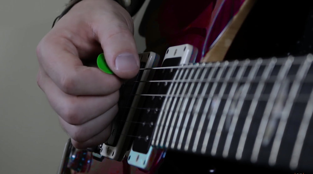 PICKING - Take advantage of various forms of picking, from alternate-picking to sweep-picking, and utilize vital nuances to yield the most complete proficiency.