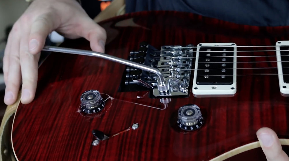 HARMONICS & WHAMMY BAR TRICKS - Learn to manipulate the sonic atmosphere of music through natural, artificial, and pinch harmonics. Take it to the next level with your whammy bar, including some truly alien-like noises that would make Steve Vai proud.