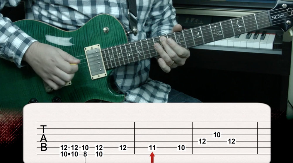 KEY CONCEPTS - This is a short but sweet section of two incredibly important pieces of information. I'll reveal the two most important aspects to learning the guitar: Tablature and Finger Strength.