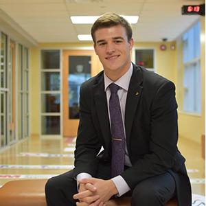 Adam Boismier - Windsor   University