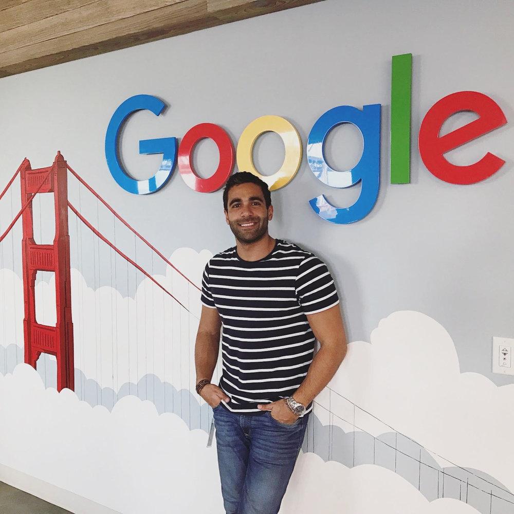 Omar Itani    Google, Agency Manager