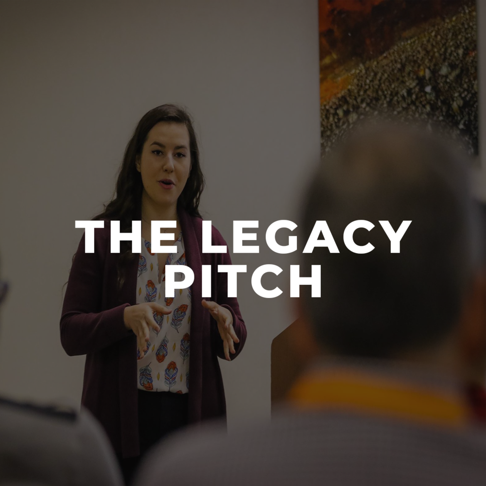 "With high-profile investors as judges willing to invest in the best pitches on the day of, attendees would have the rare chance to pitch to a large audience ""Dragons' Den"" style while receiving actionable feedback."