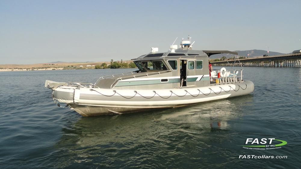 SAFE Boat  FAST  Hybrid Collar Retrofit