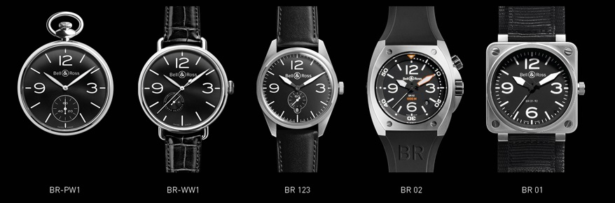 Bell & Ross Watch Evolution