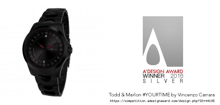 Todd & Marlon A'Design Award 2016