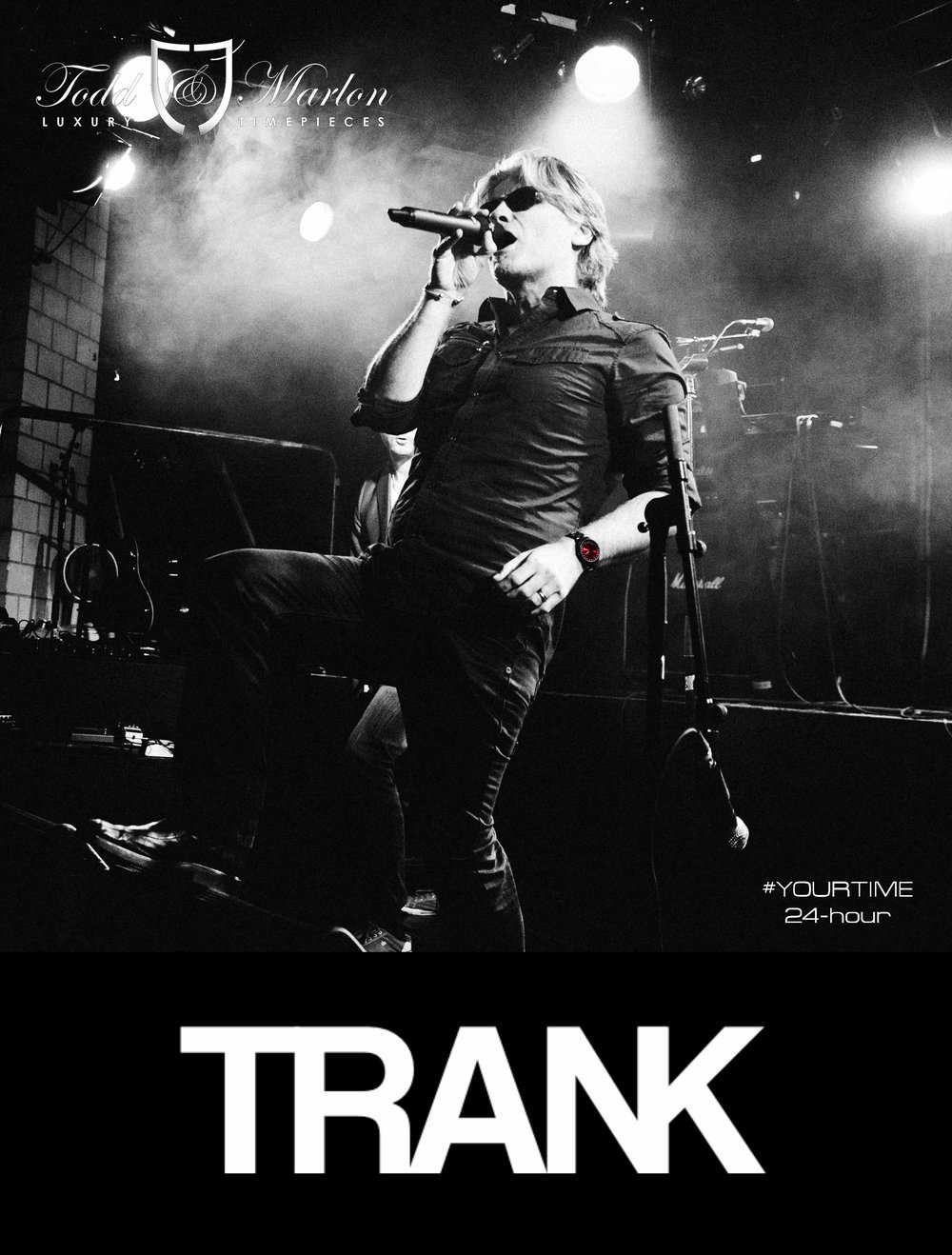Trank is a contagious, intense, raging brand of rough-as-rock introspection. Their music blends infectious, propulsive, angry energy, with a seasoned lyrical look upon life and its trials than you'd expect from a band that sounds this powerful. A combination which very much defines their identity - between alt-rock and melodic metal.