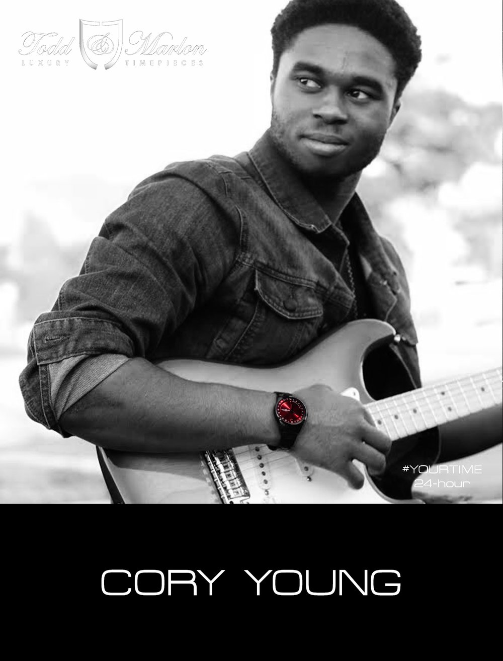 Cory Young is a bluesy artist who mixes rock, jazz and soul to form a unique sound. He is known for lyrics that make you think, and guitar solos that express what words cannot. For more Information follow him on social media @thecoryyoung
