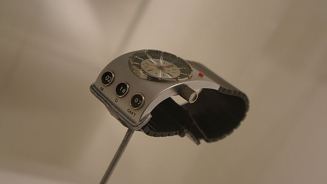 Stanley_Kubrick_The_Exhibition_-_LACMA_-_2001_A_Space_Odyssey_-_Hamilton_watch_(8999719286).jpg