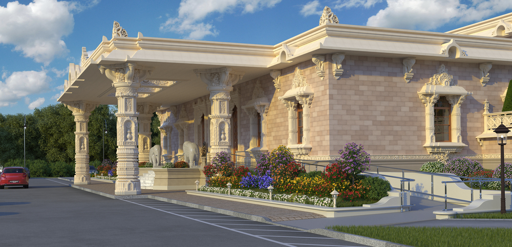 ISKCON's New Temple in Parsippany, New Jersey   A Gift for Generations   Your Temple. Your Community. Together We Can Build It.