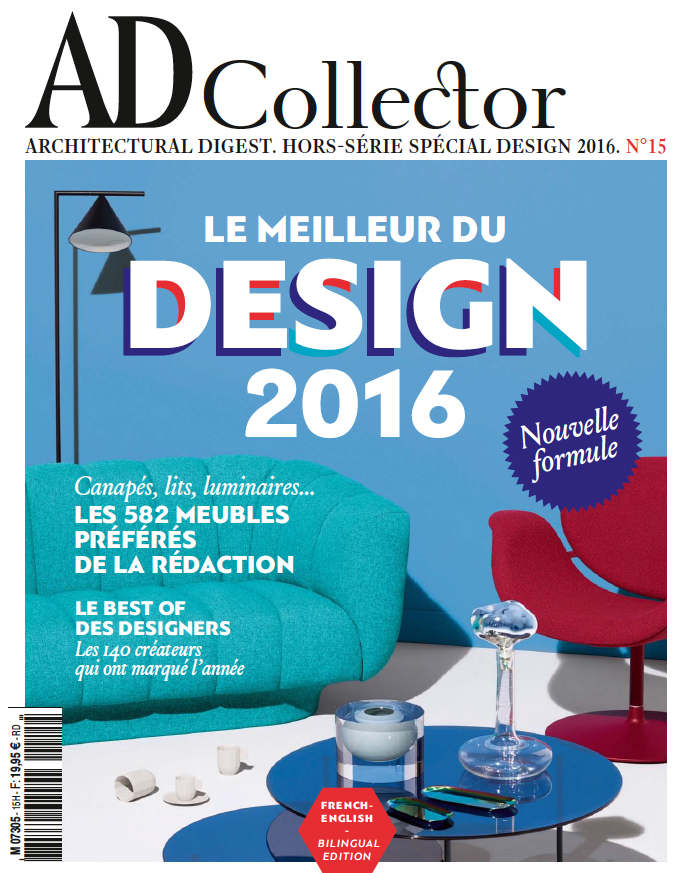 AD Collector - France - 09/16