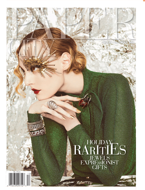 Paper Magazine - USA - 12/16