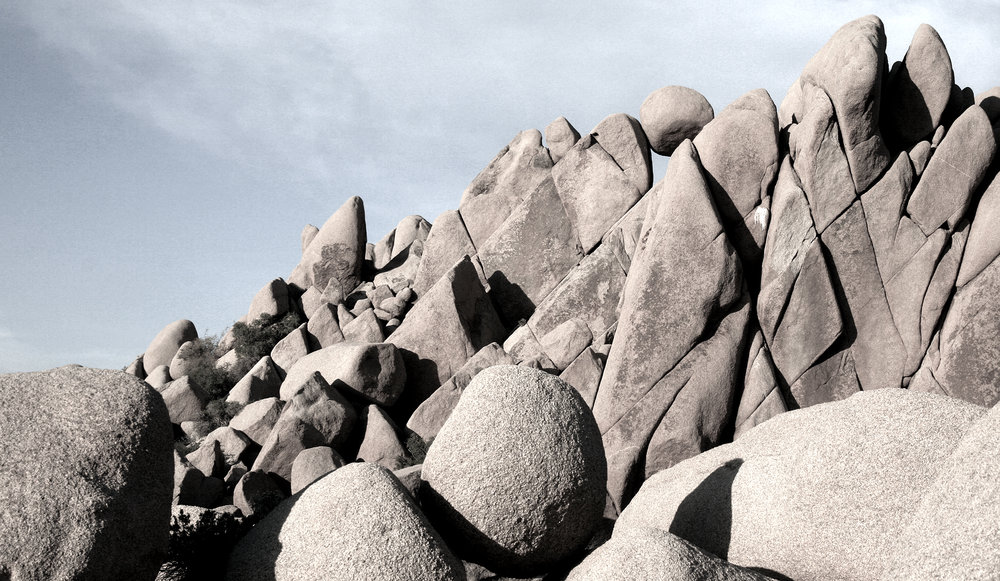 Rock Stack, Joshua Tree
