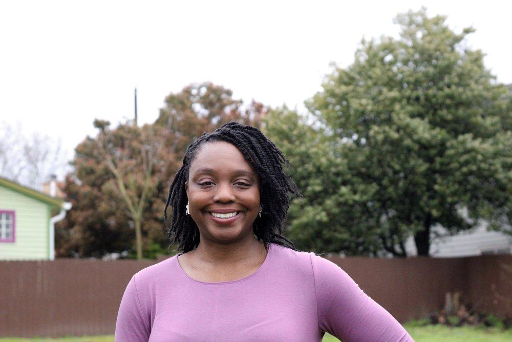 Mary Ukuku  (Redeemer Kids Director)