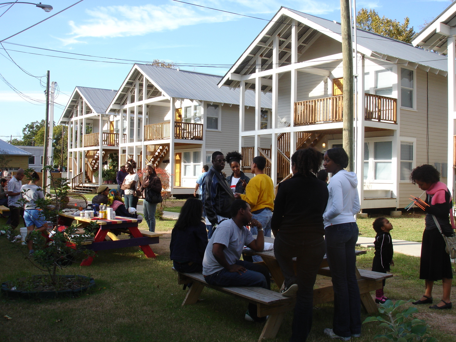 social safety nets project row houses