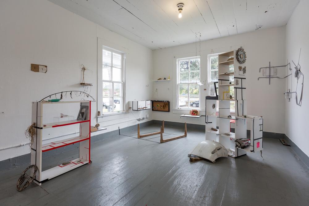 Jessie Anderson, Frame-Work