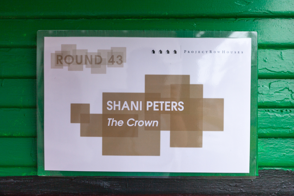 The Crown , Shani Peters  2507 Holman St.