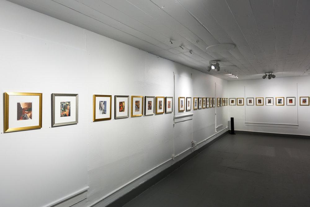 Collages , Jesse Lott + Ann Harithas