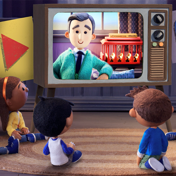 Google Doodle - Mr. Rogers in Stop Motion Animation - Bix Pix Entertainment is so honored to have brought this FIRST to life!