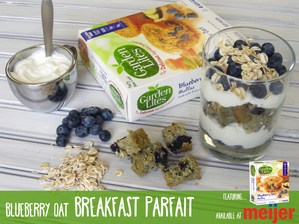 Recipes garden lites - Garden lites blueberry oat muffins ...