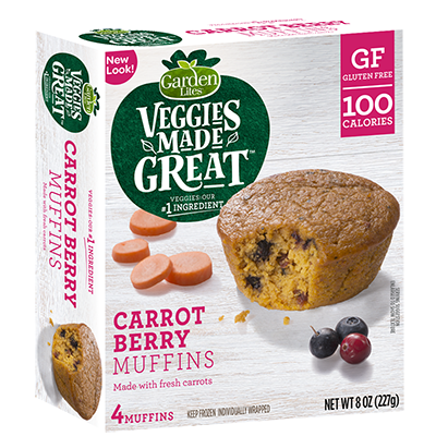 Featuring our  Carrot Berry Muffins ! Click here for more information