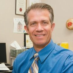 Dr. Scott Clack, ND, Founder of the Touchstone Naturopathic Centre