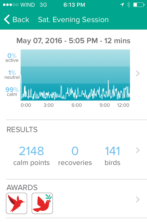 Because of my intensive clinical neurofeedback training,I get very  high scores on