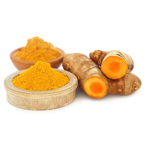 A picture of turmeric. Curcumin is the main compound in turmeric that has been shown to reduce depression.