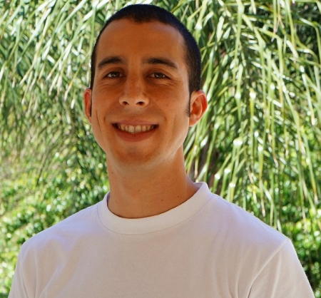Elias Barboza, former intern