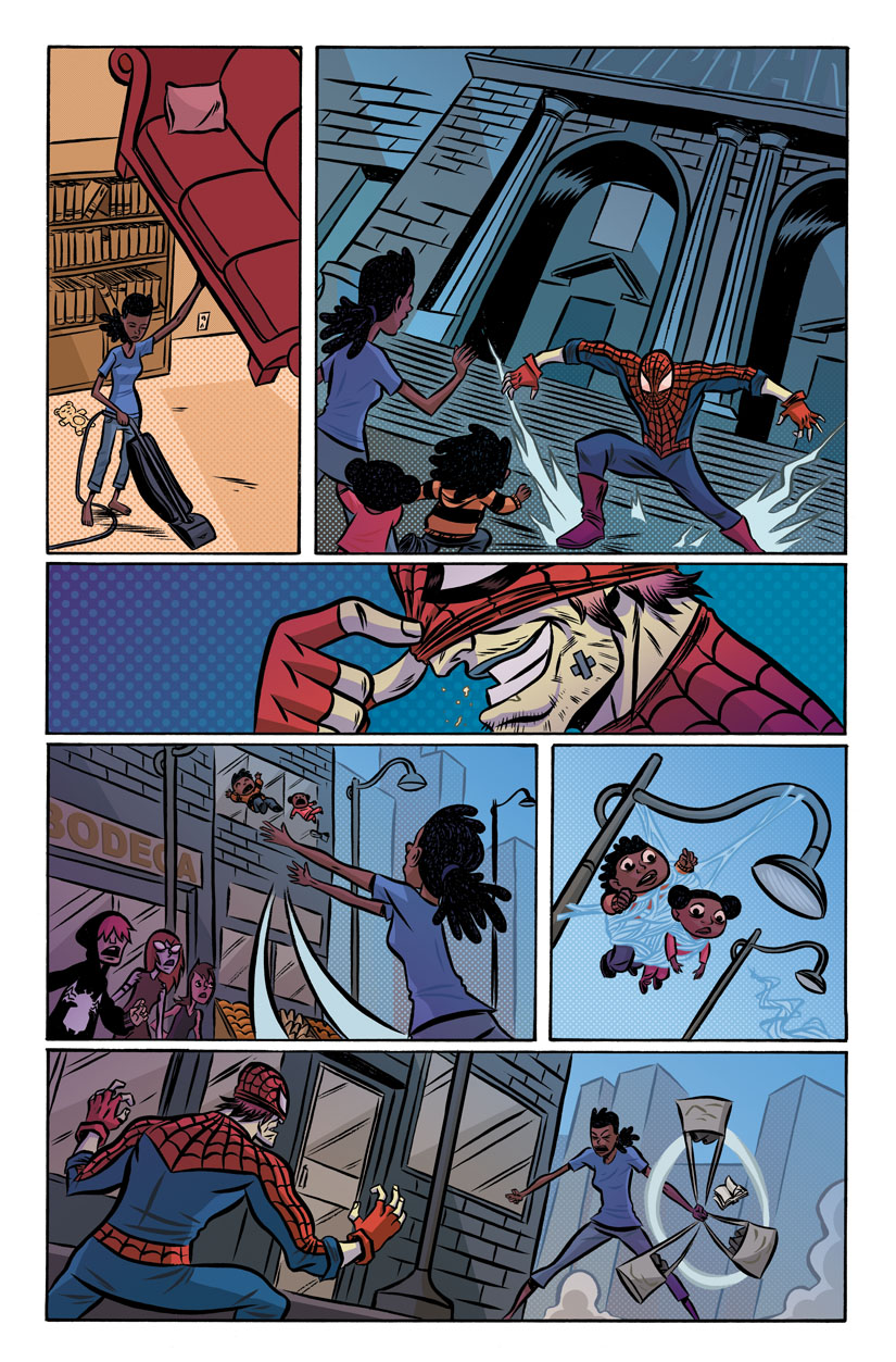 Spider-Island: I Love New York City (Marvel Comics,2011)